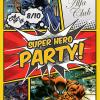 08.10.2015 - SUPER HERO PARTY